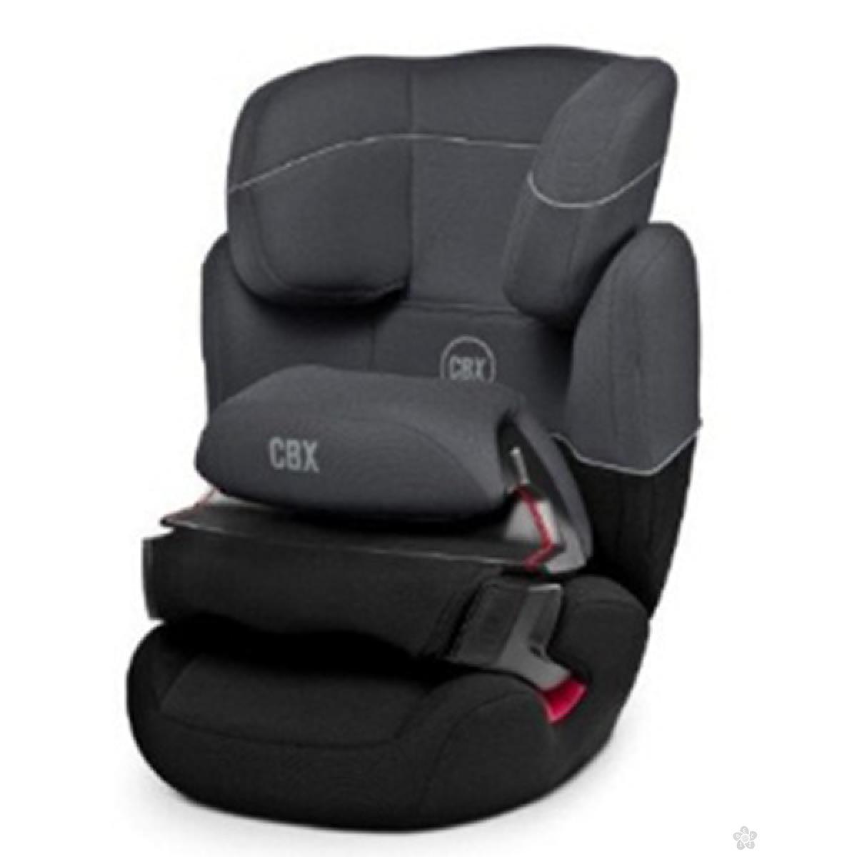 Auto sedište Cybex (9-36kg) Aura Cobblestone light grey