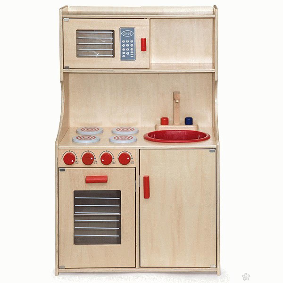 Drvena kuhinja Modern Natur Viga, 51600