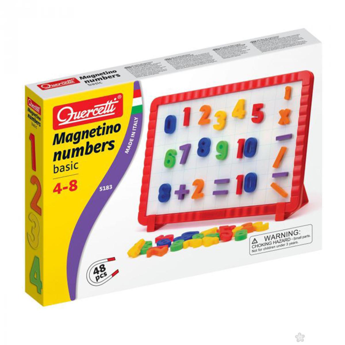 Magnetna tabla brojevi Quercetti, 5183