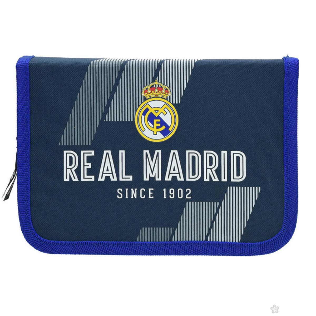 Pernica Real Madrid 1 zip, prazna 530036