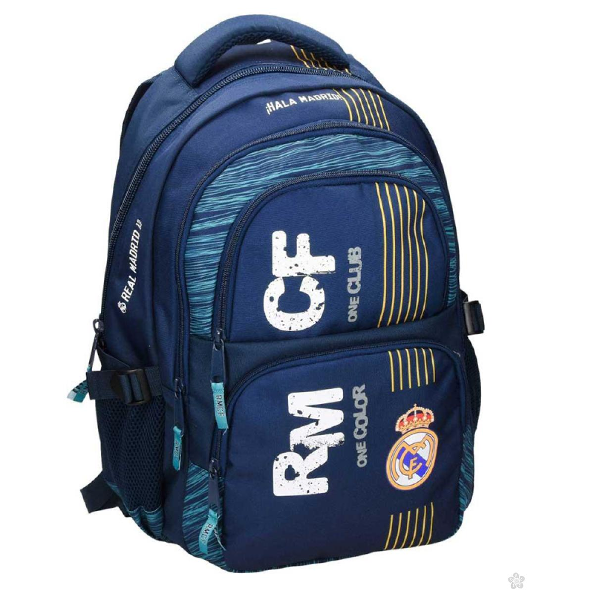 Ranac Real Madrid ovalni 530041