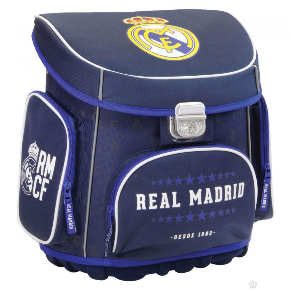 Anatomski ranac kocka Real Madrid plava 53220