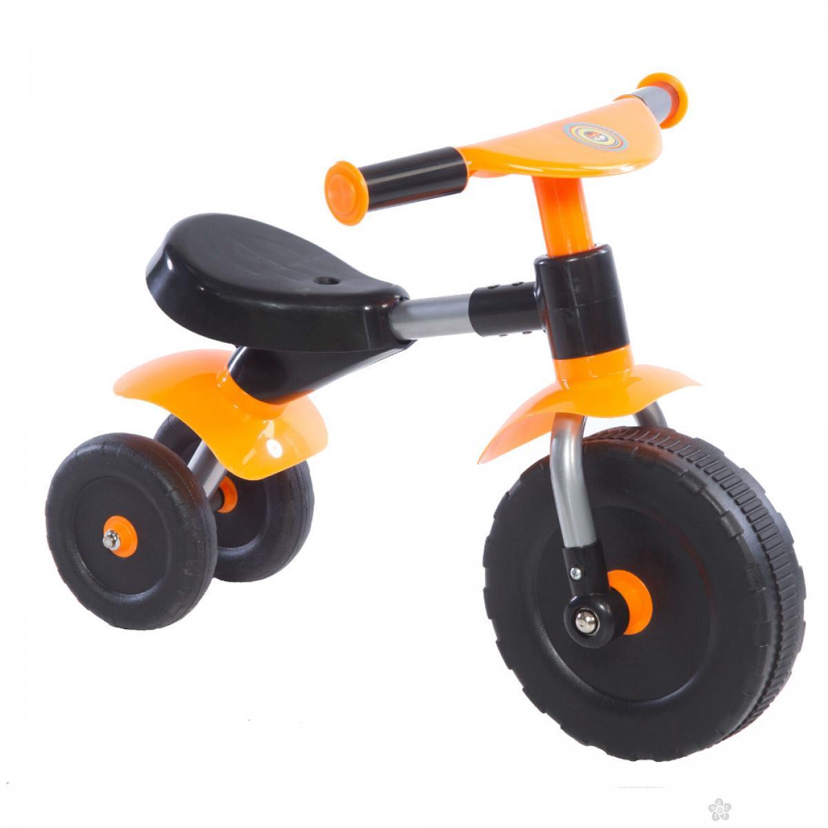 Dečija guralica Buggy narandžasta, 540087
