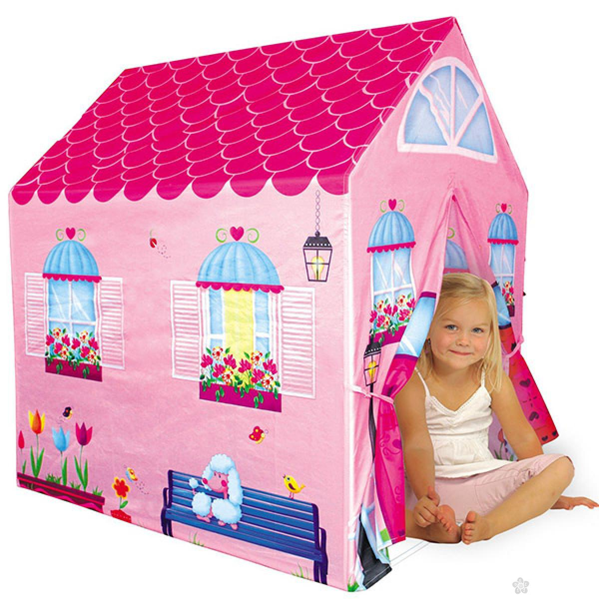 Šator Princess kućica Knorr toys 55420