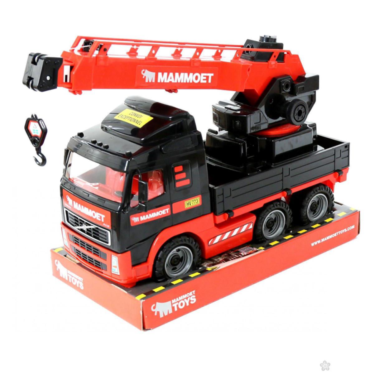 Kran  Mammoet 57099