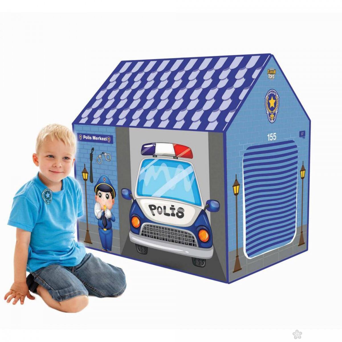 Šator policijska stanica 8181