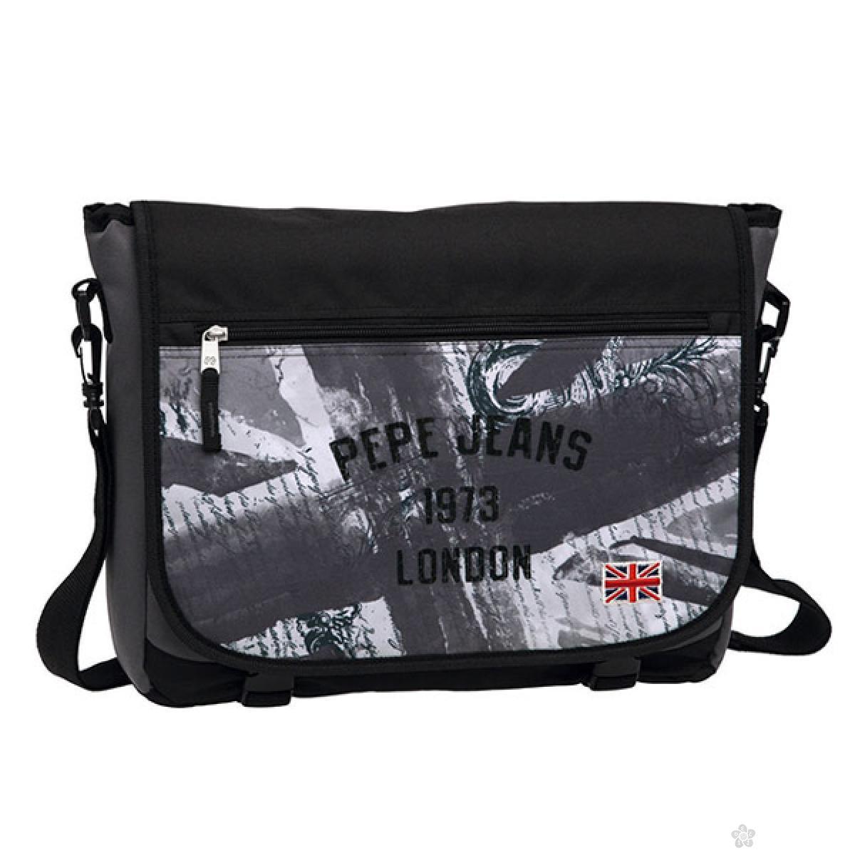 Pepe Jeans torba na rame za lapt top 60.850.51