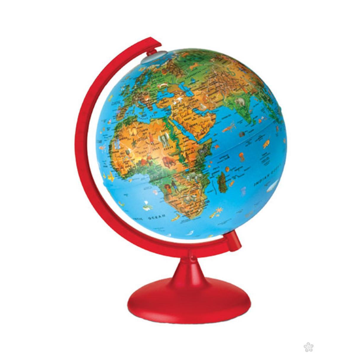 Globus ZOO svetleći
