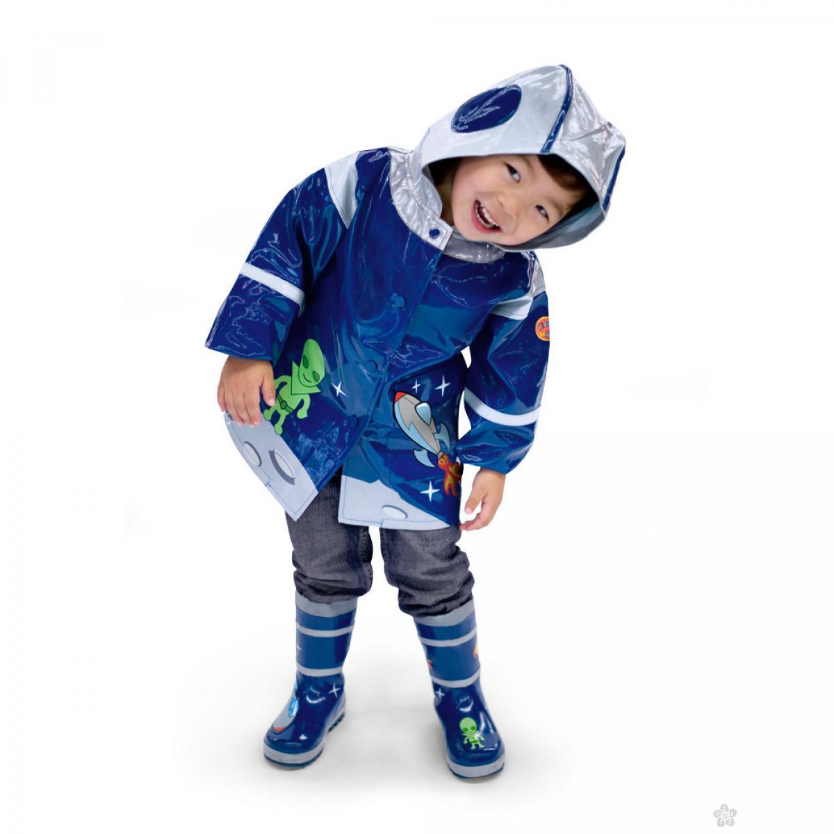 Gumene čizme Astronaut