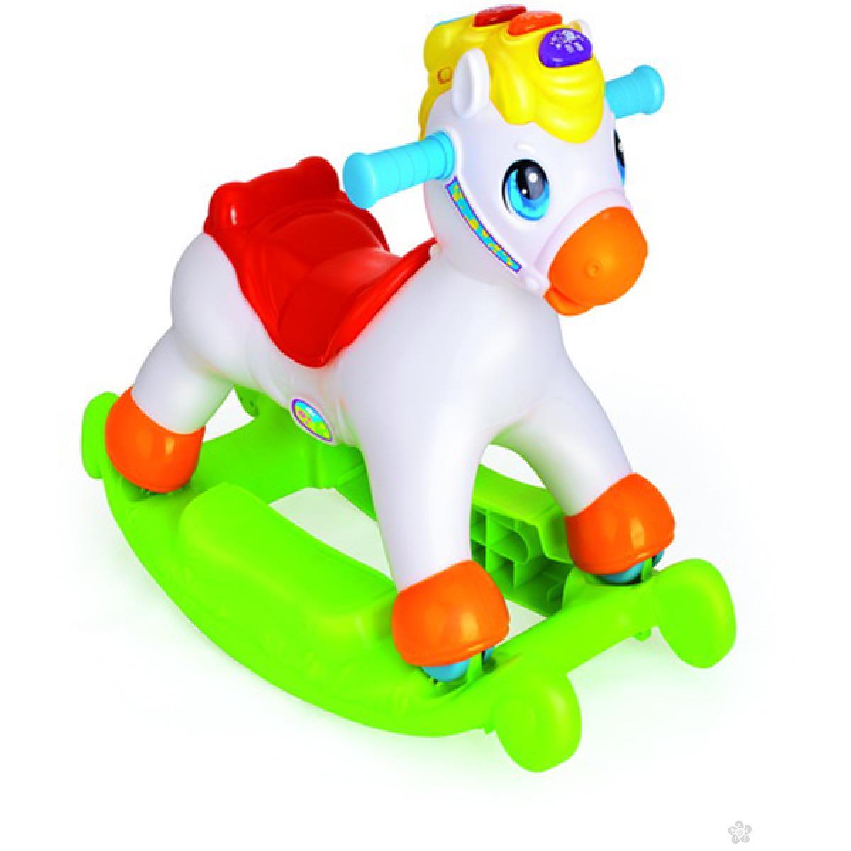 Njihalica konjić Huile toys, 6050396