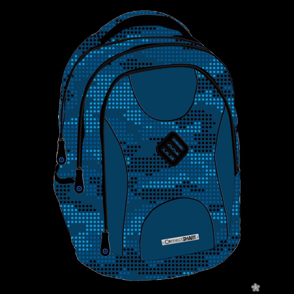 Ranac 2 u 1 Smart plavi 609891