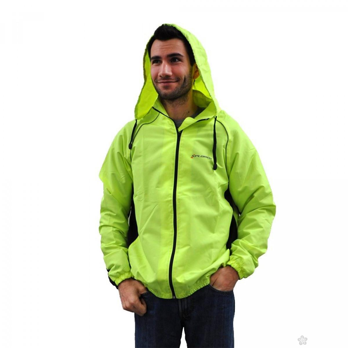 Biciklistička jakna Xplorer Mistral vel. XL