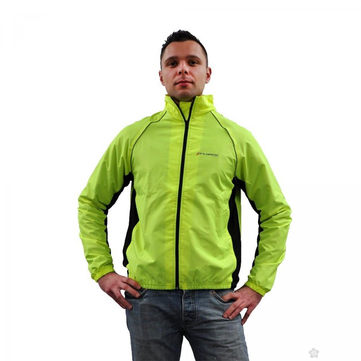 Biciklistička jakna Xplorer Scirocco vel. M