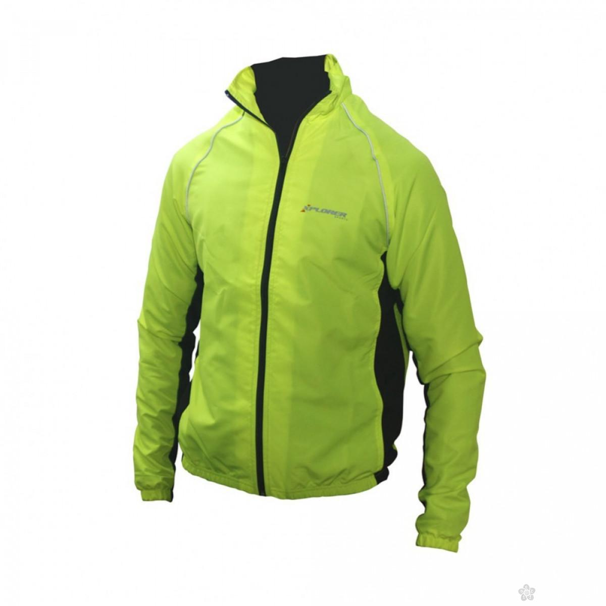 Biciklistička jakna Xplorer Scirocco vel. L