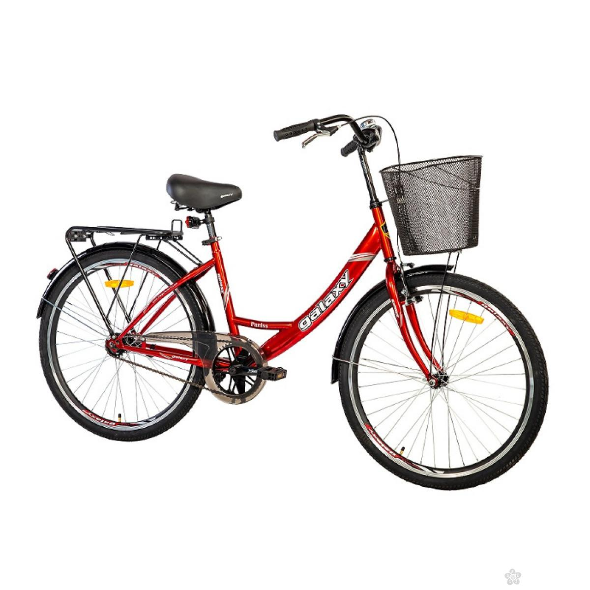 Bicikl Paris 26 bordo, 650011