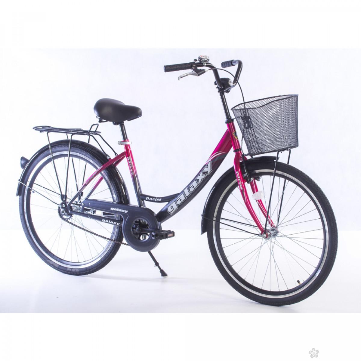 Bicikl Paris 26 siva/ciklama, 650085