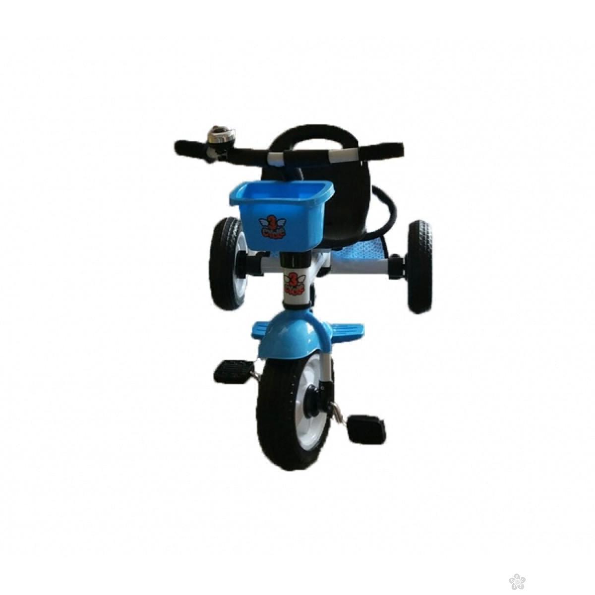 Tricikl 3 Cycle mini, 6890104, plavi