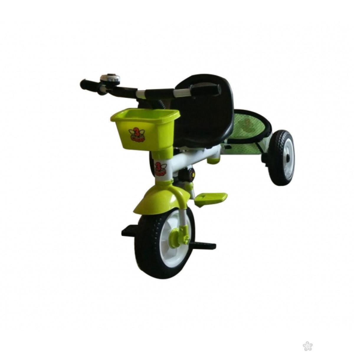 Tricikl 3 Cycle mini, 6890104, zeleni