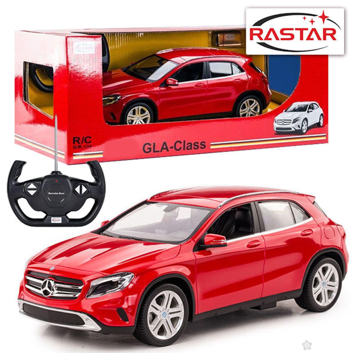 Auto na daljinsko upravljanje Rastar 1:14 Mercedes GLA, 70300