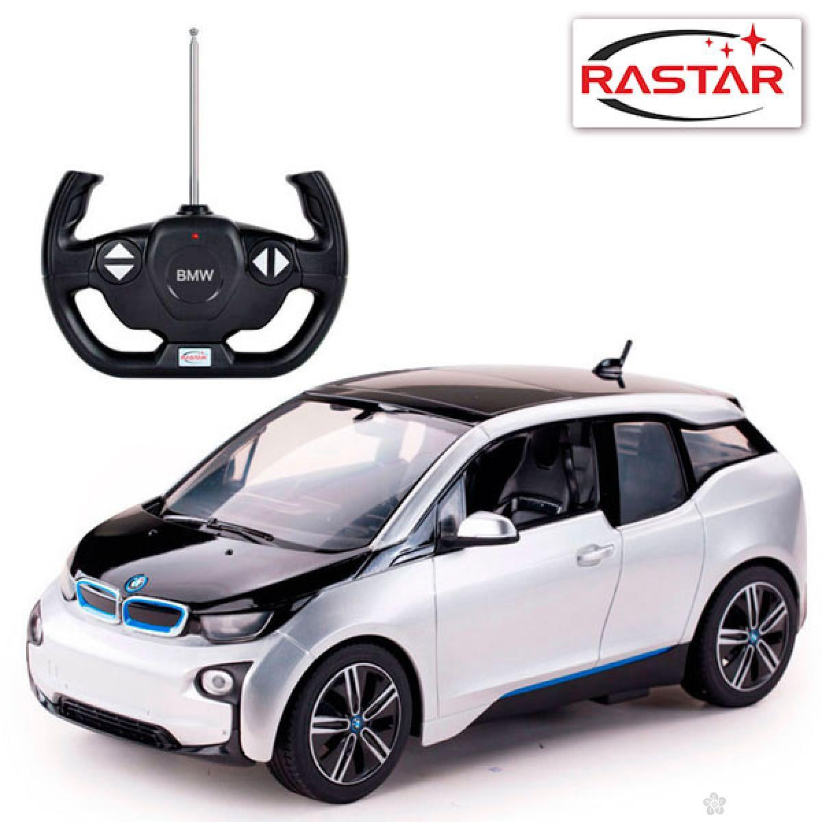 Auto na daljinsko upravljanje Rastar 1:14 BMW i3, 70500