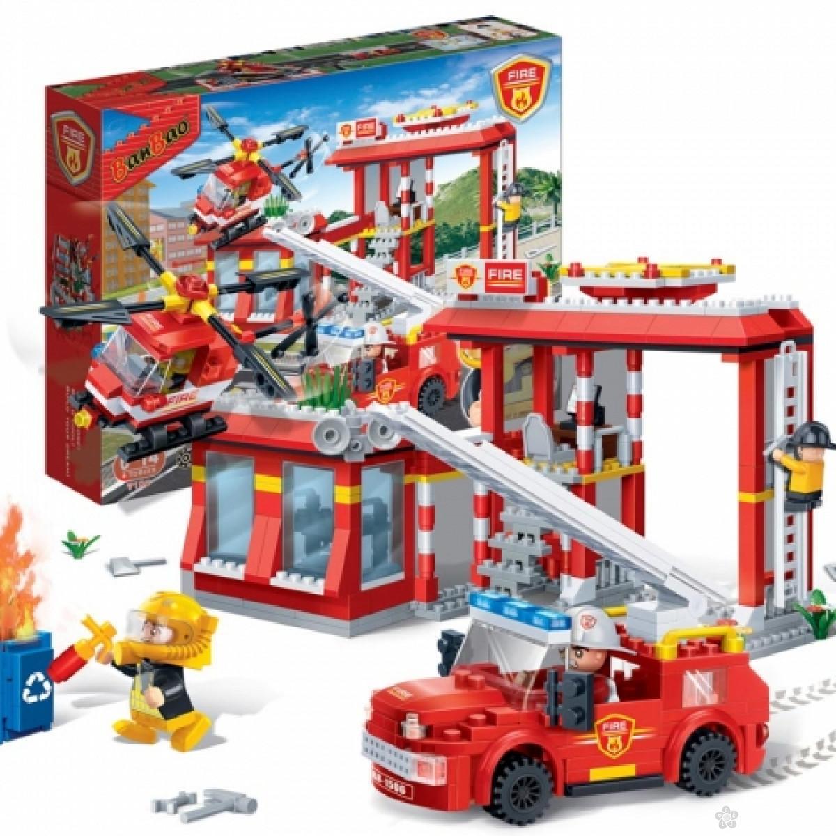 Vatrogasna stanica, 7102
