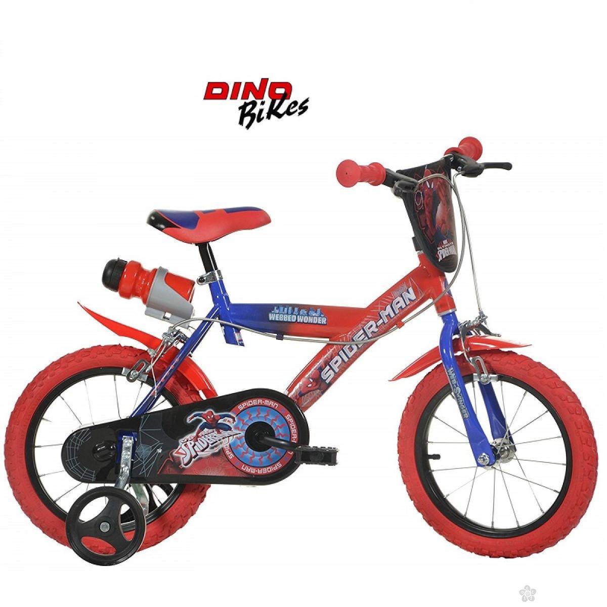 Dečiji Bicikl 16 Spiderman, model 711