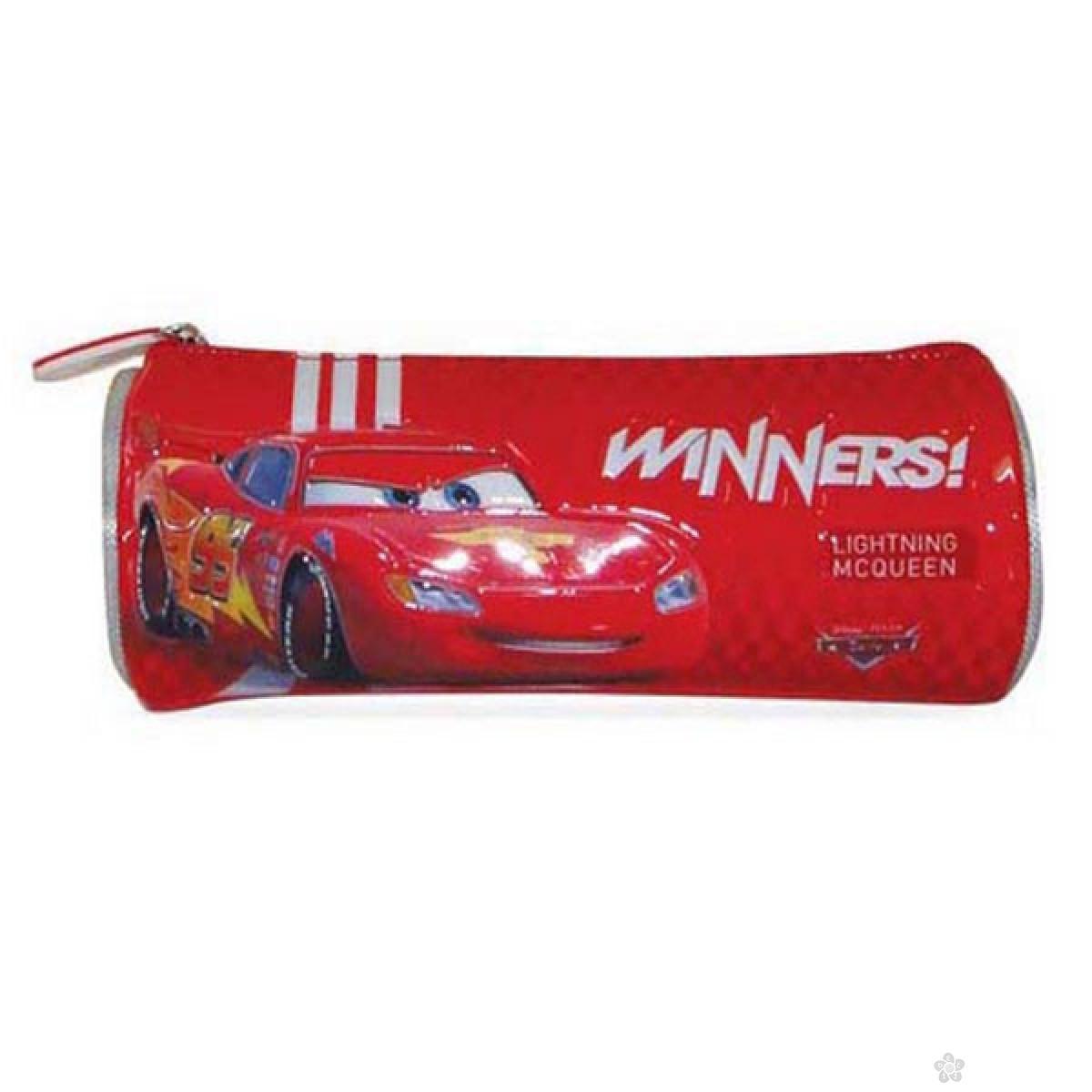 Okrugla pernica Cars Winners Red 71423