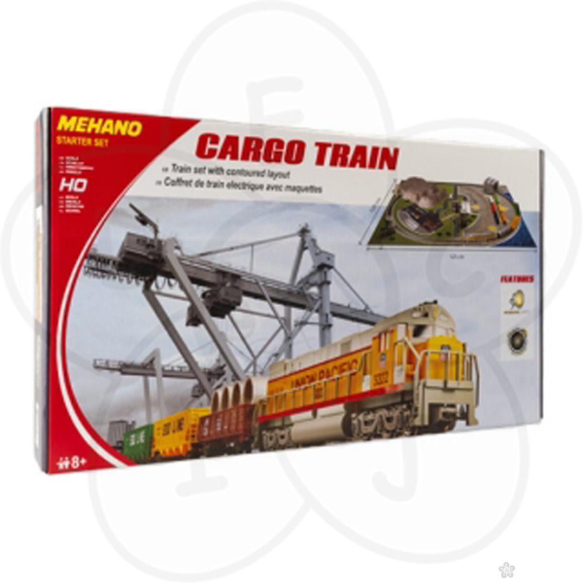Mehano Voz Cargo Train sa maketom T113