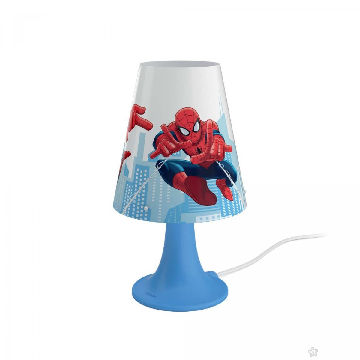 Stona lampa Philips Spiderman 71795/40/16
