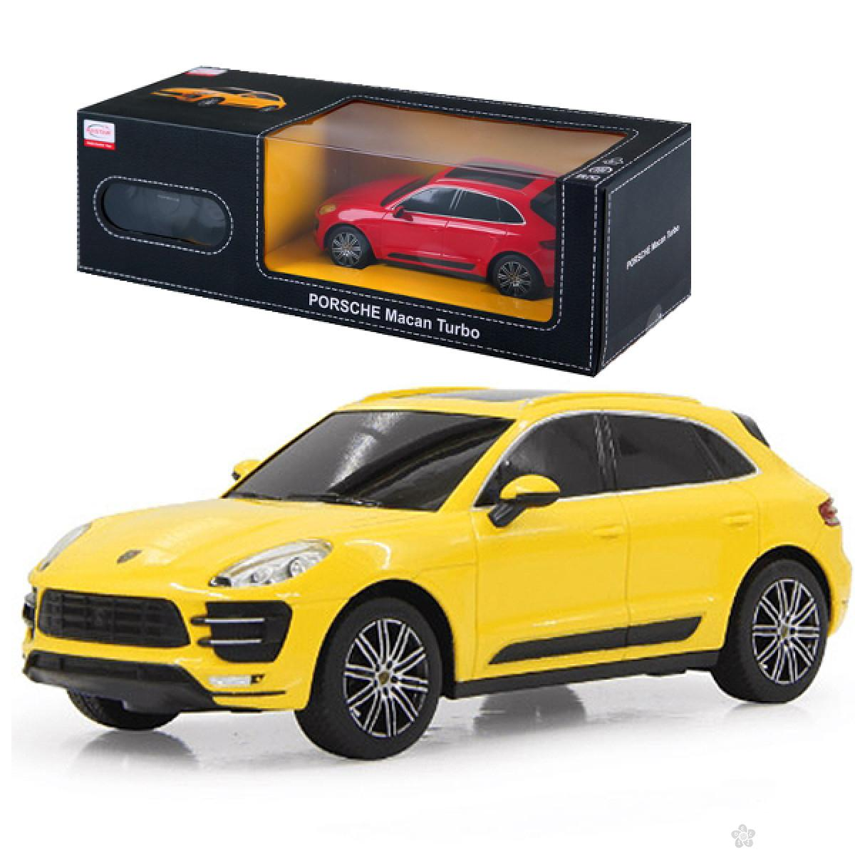 Auto na daljinsko upravljanje Rastar 1:24 Porsche MT, 71800