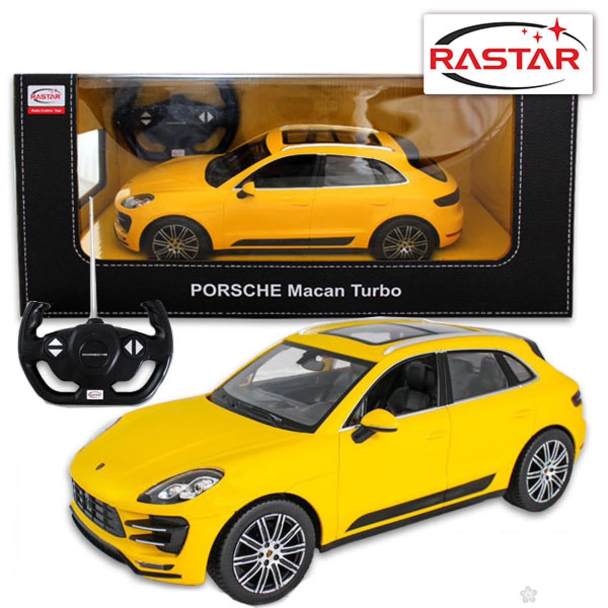 Auto na daljinsko upravljanje Rastar 1:14 Porsche MT, 73300