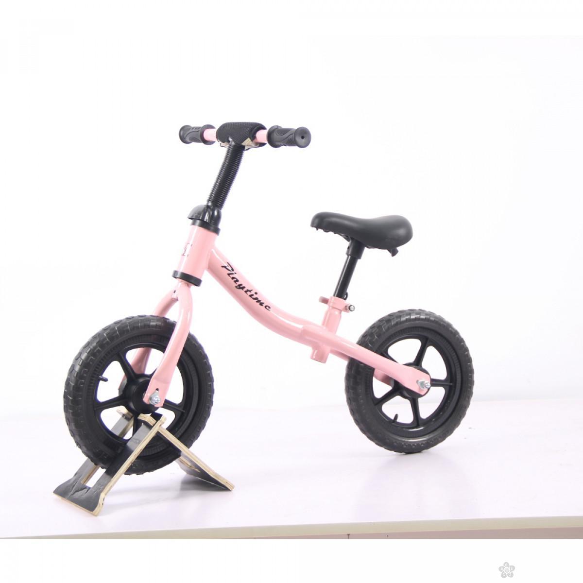 Biciklo za decu Balance bike, model 750 rozi