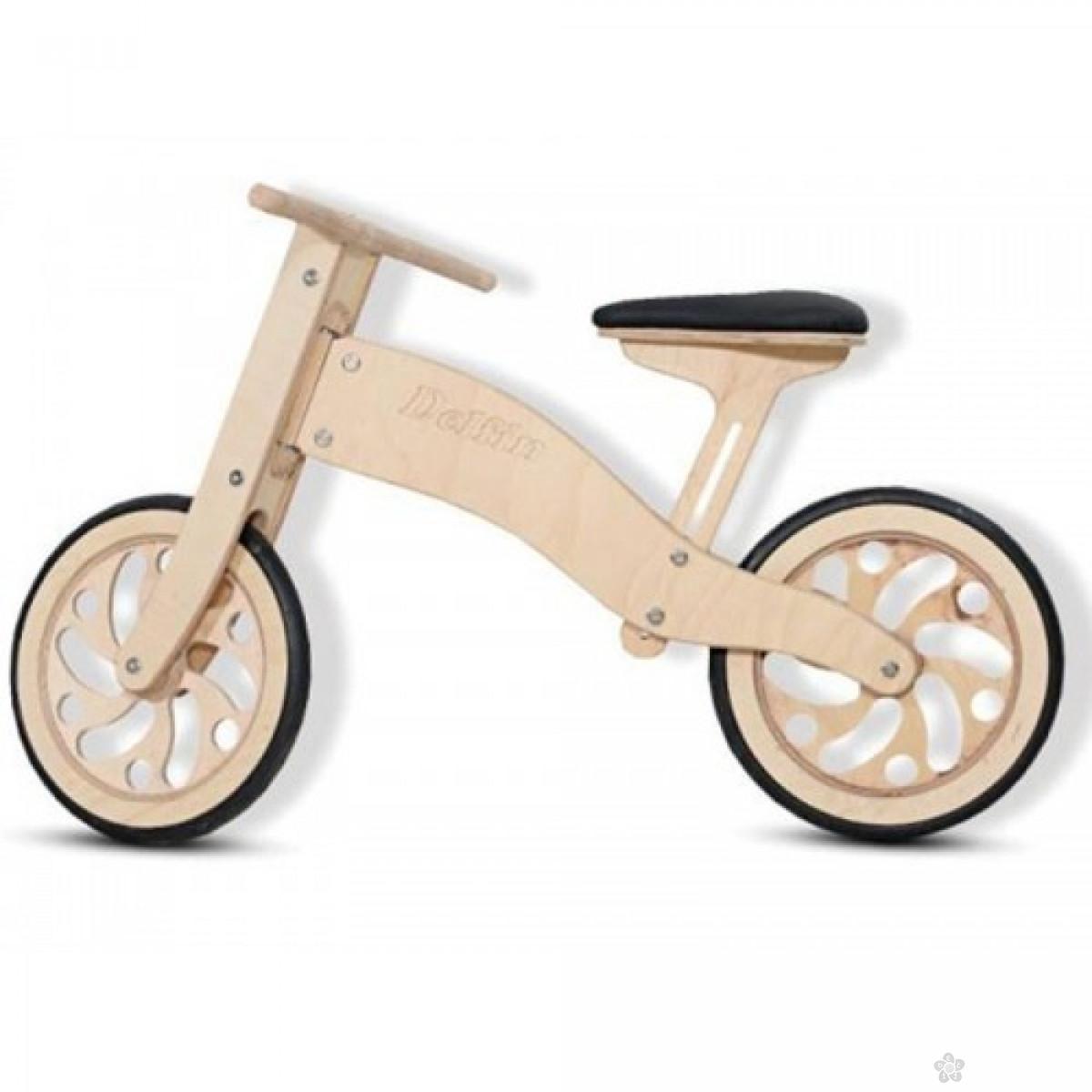 Drveni Eko Bicikl Delfin, 7924