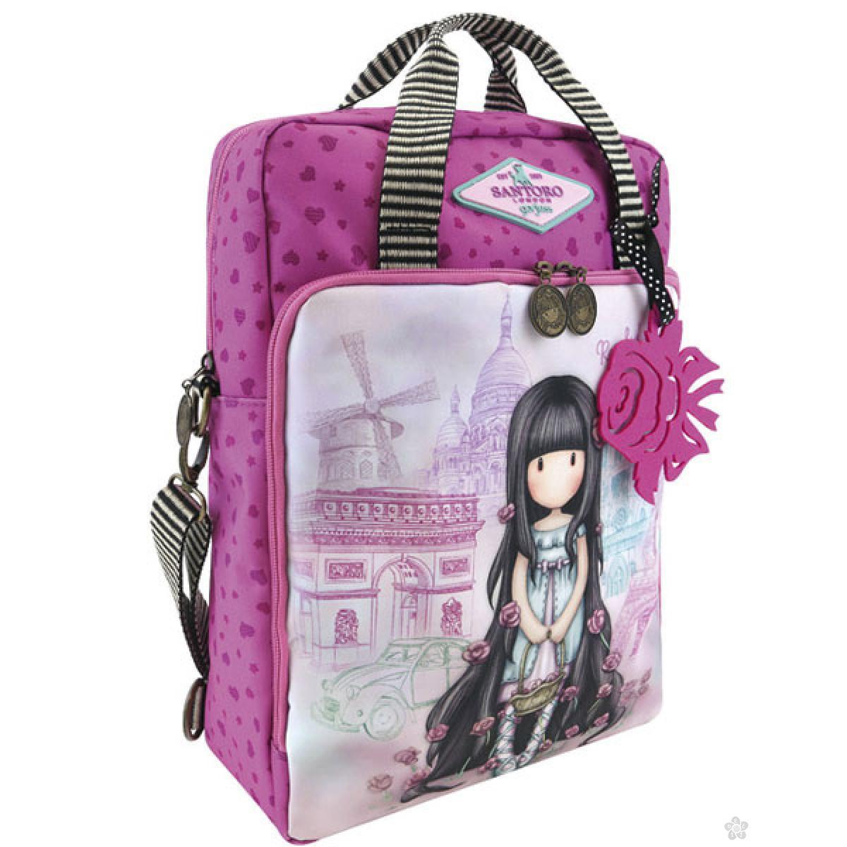 Gorjuss torba na rame/ranac Rosebud 796GJ01