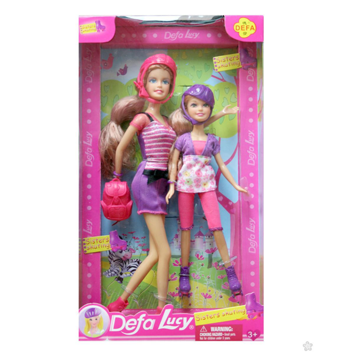 Lutka Defa na rolerima, 81302