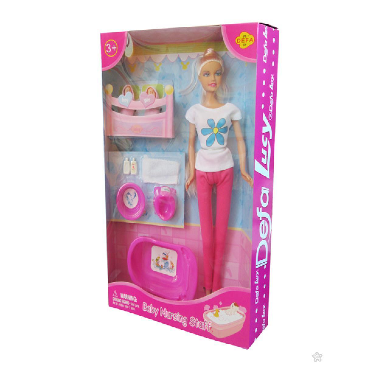 Lutka Defa lutka i beba, 82132