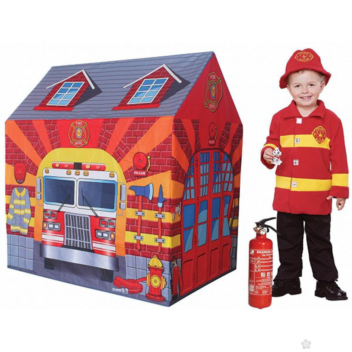Šator-kućica vatrogasna stanica, 8722