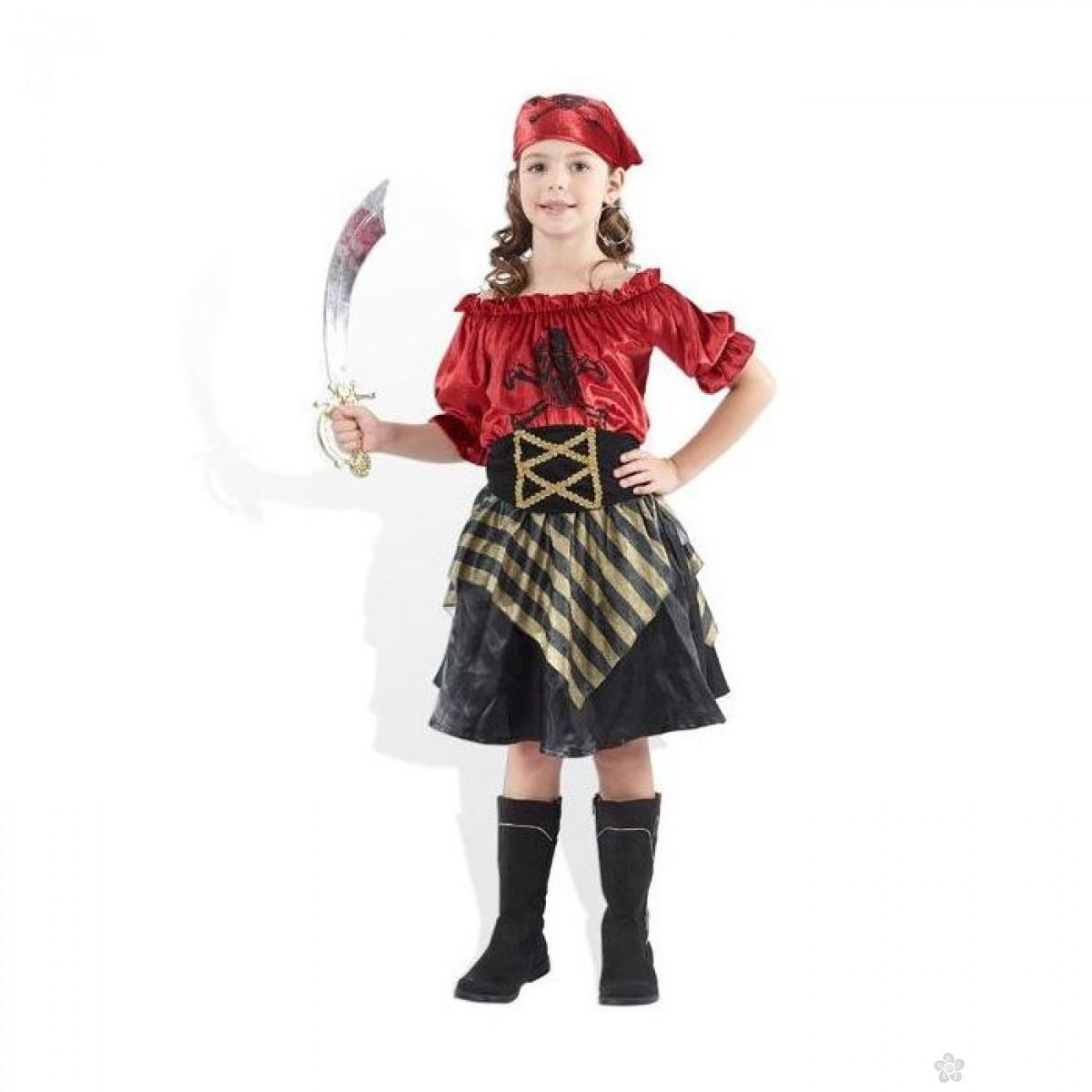 Kostim Princeza pirata