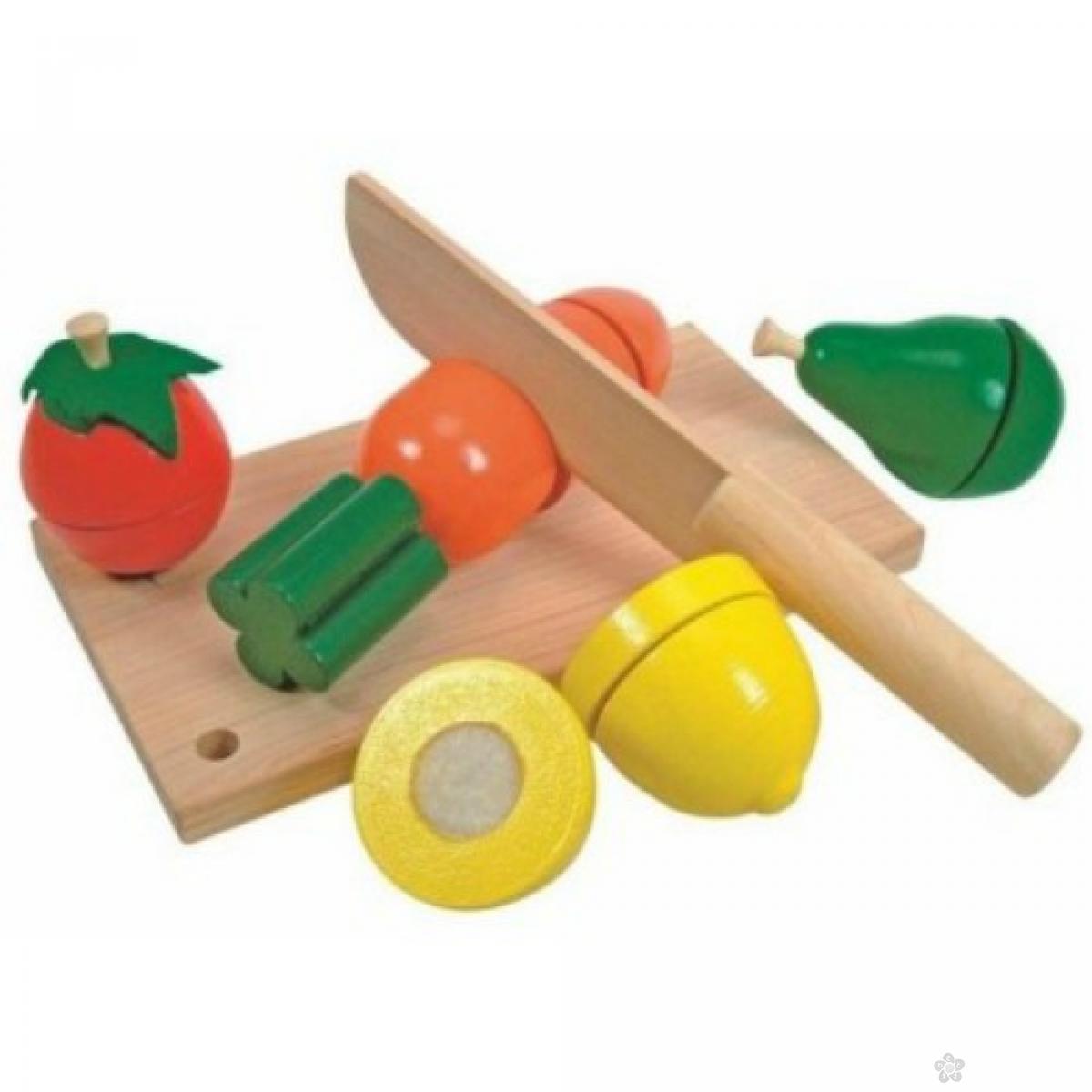 Daska za seckanje - voće i povrće, 90081