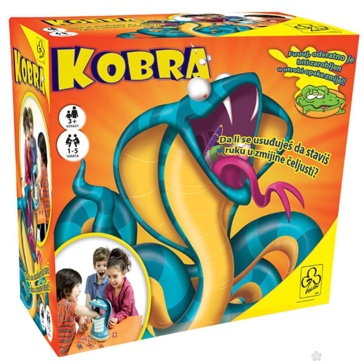 Društvena igra Kobra, 904026