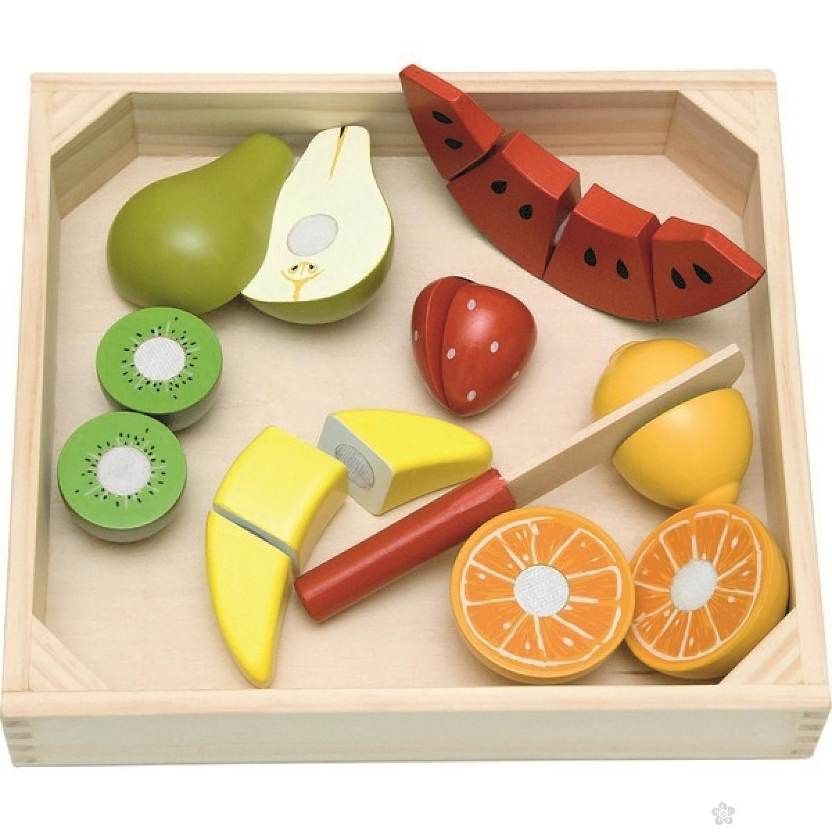 Igračka seckanje voća 90670