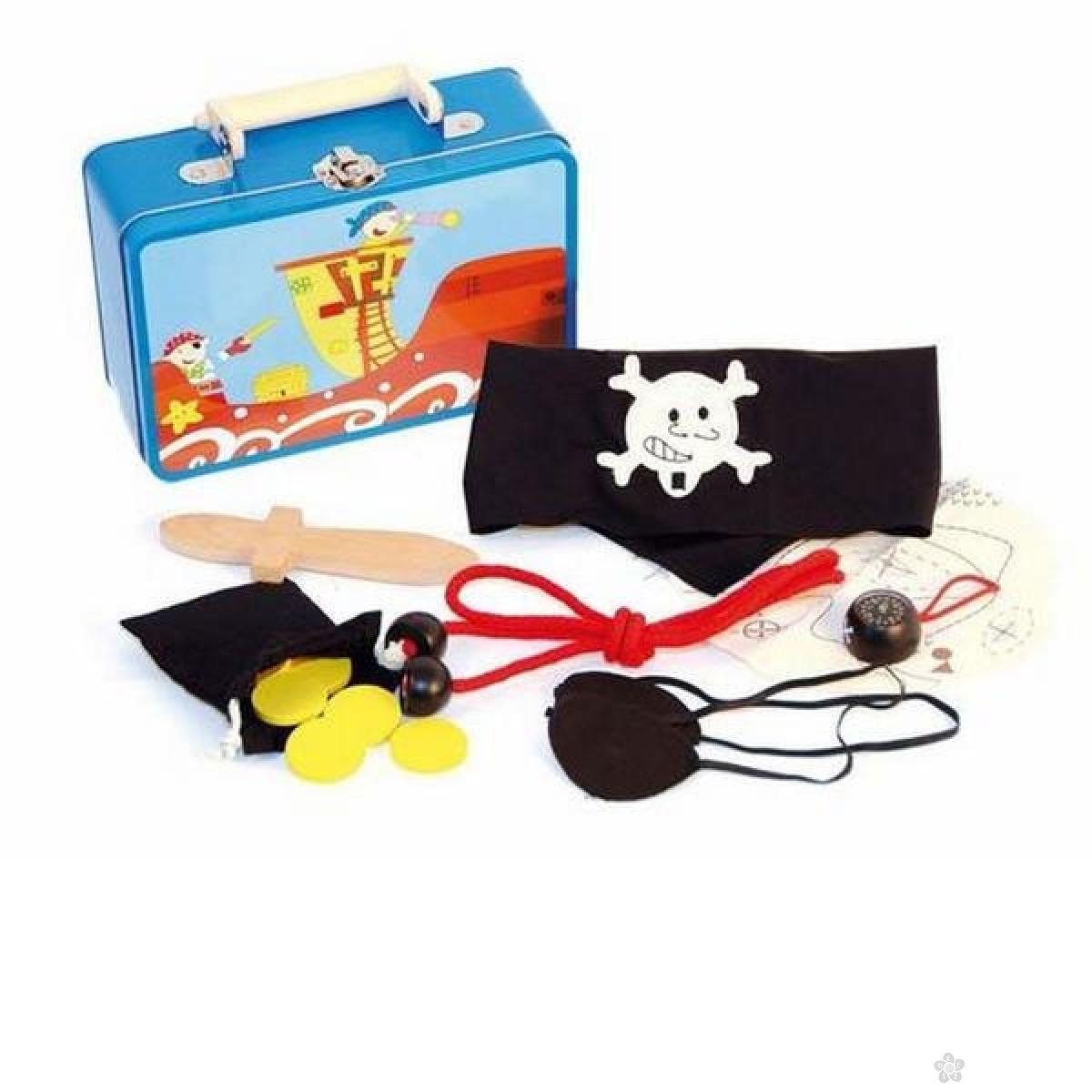 Dodaci u kutiji Pirati