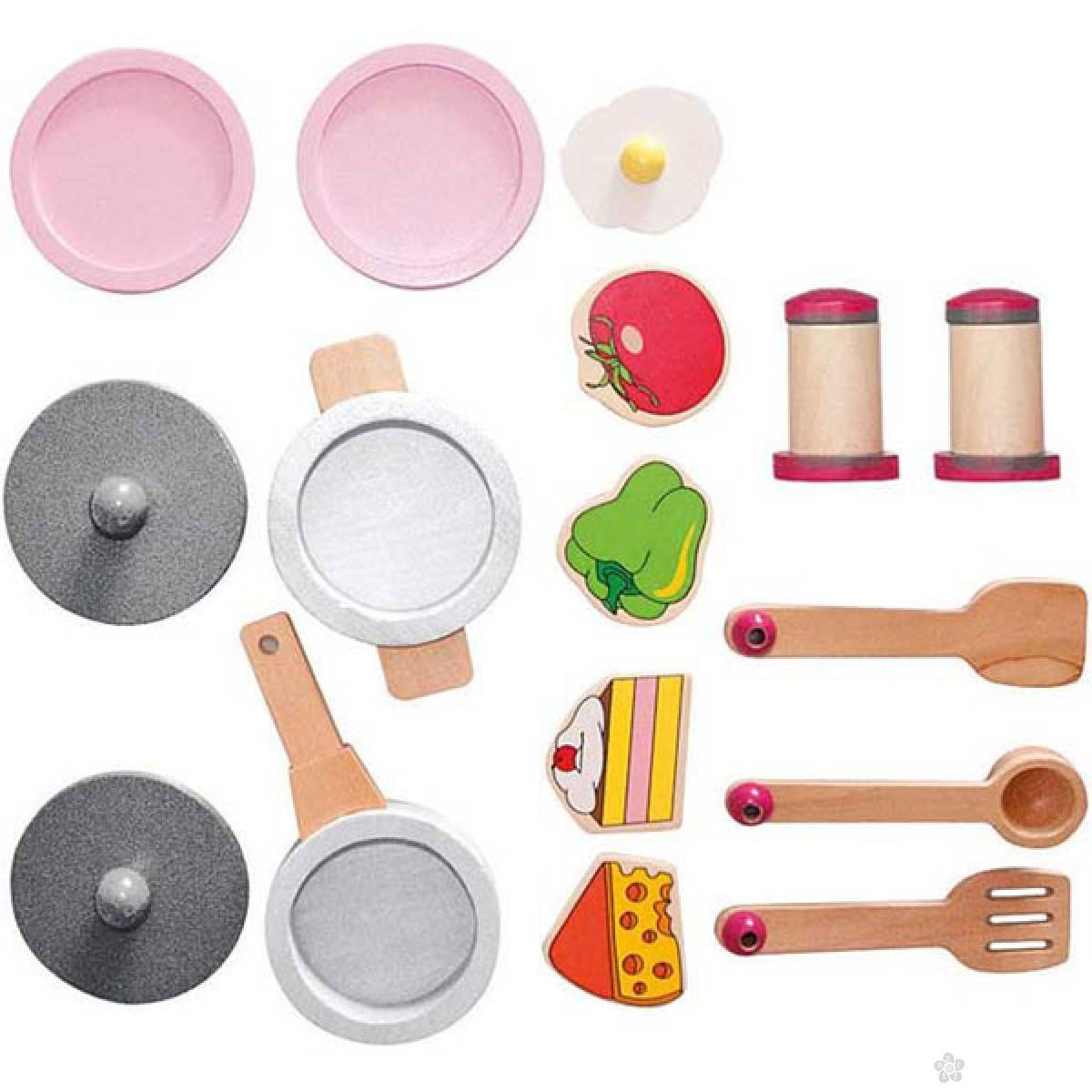 Kuhinja za devojčice Woody, 91838