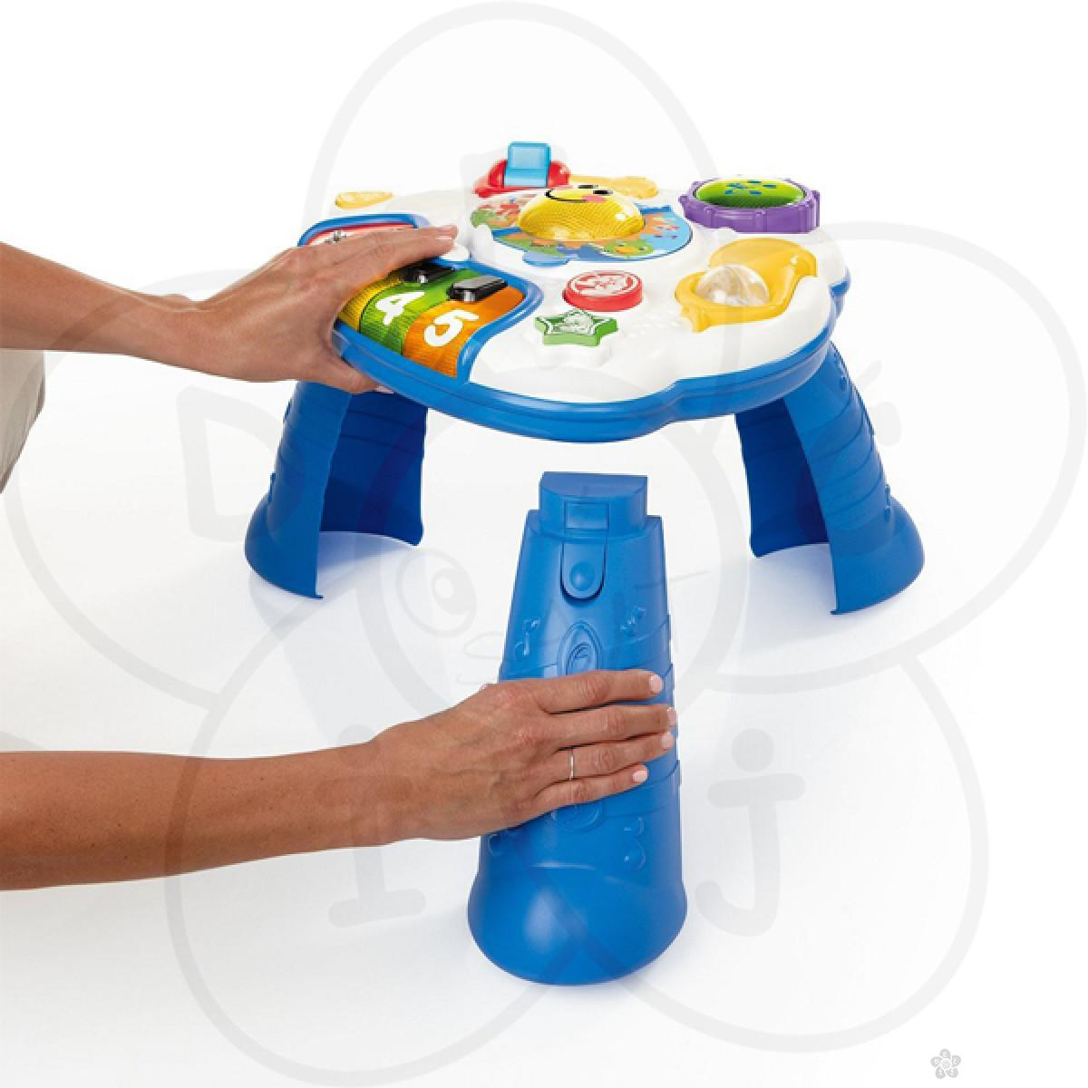 Igračka za bebe Discovering Music Activity Table