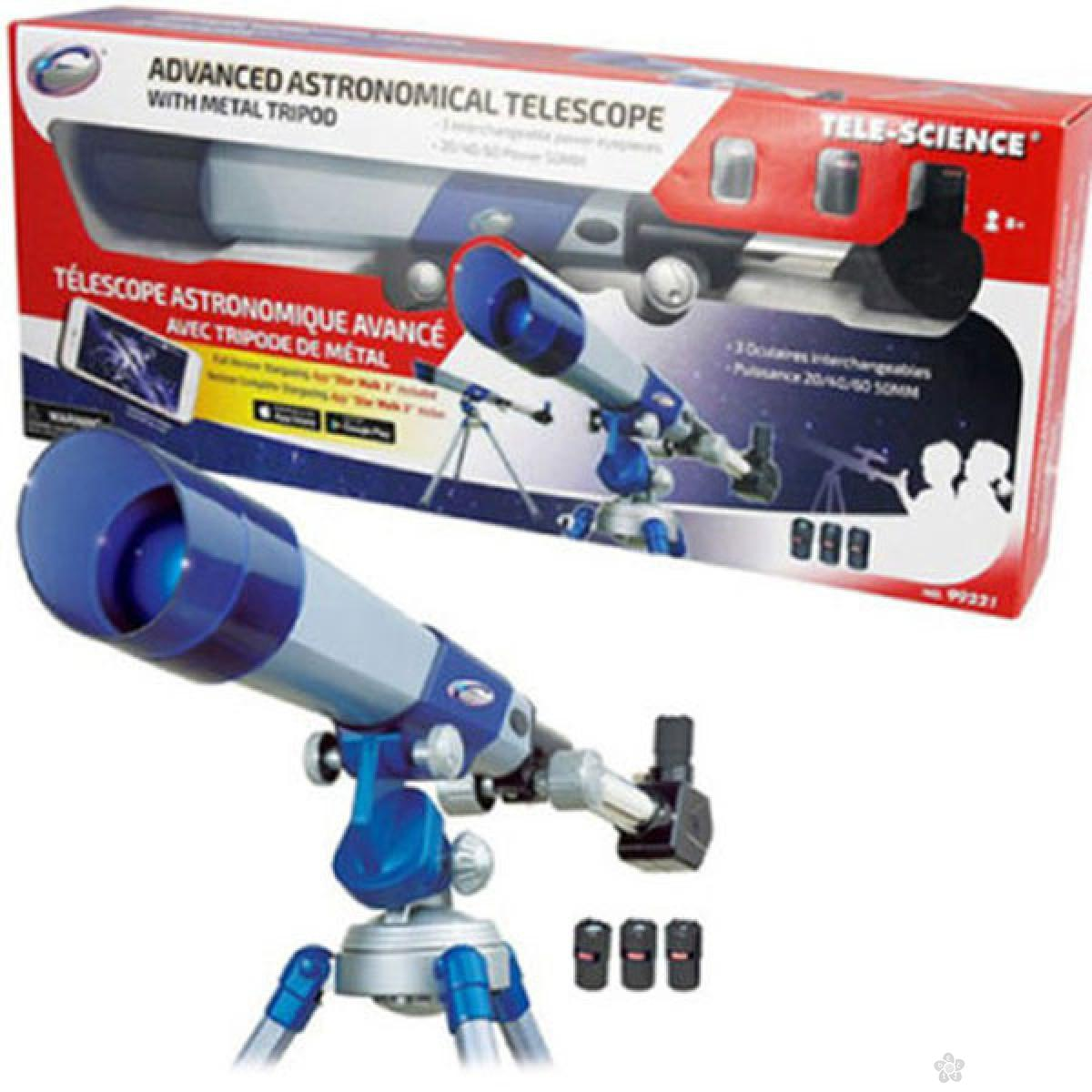 Astronomski teleskop sa stalkom 99221