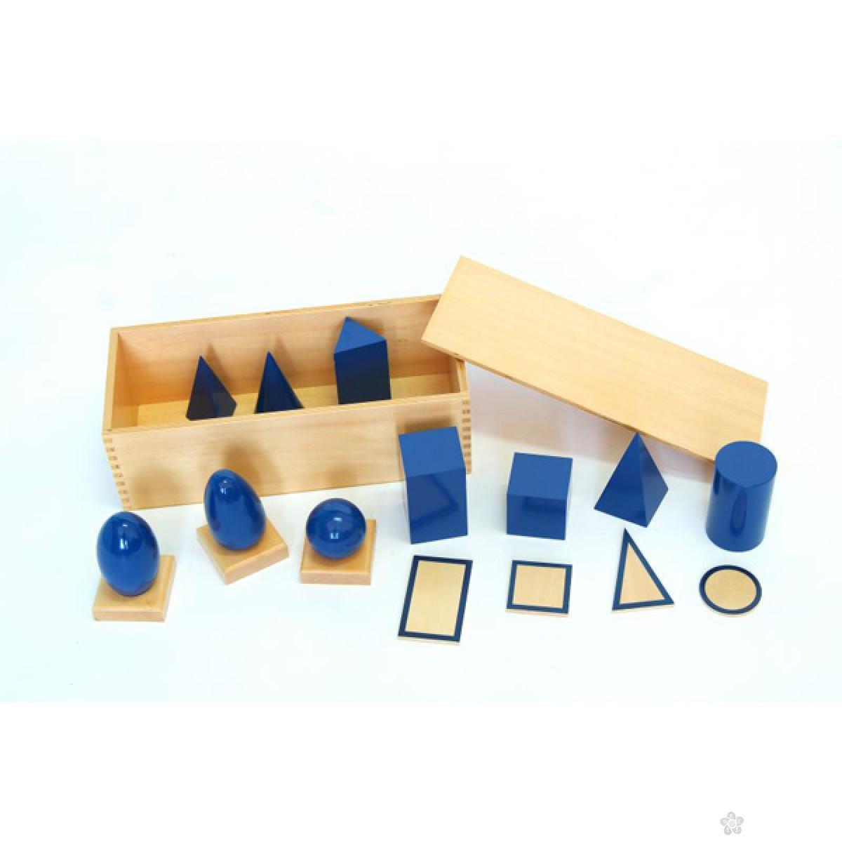 Montesori-set geometrijskih tela, ATM0198