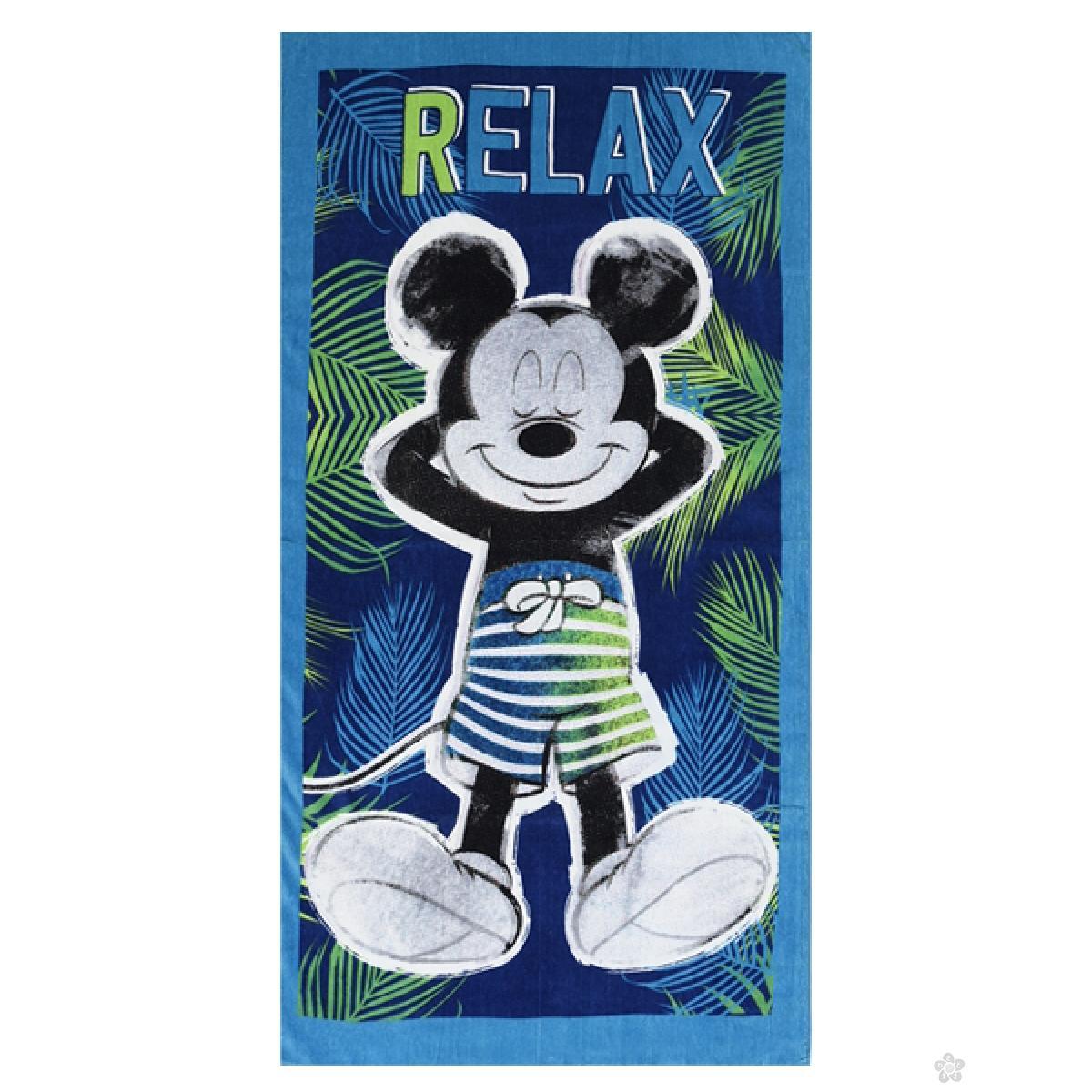 Peškir za plažu Mickey Mouse, B62051-1
