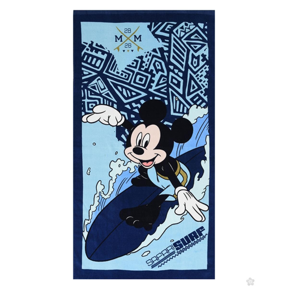 Peškir za plažu Mickey Mouse, B62051-2