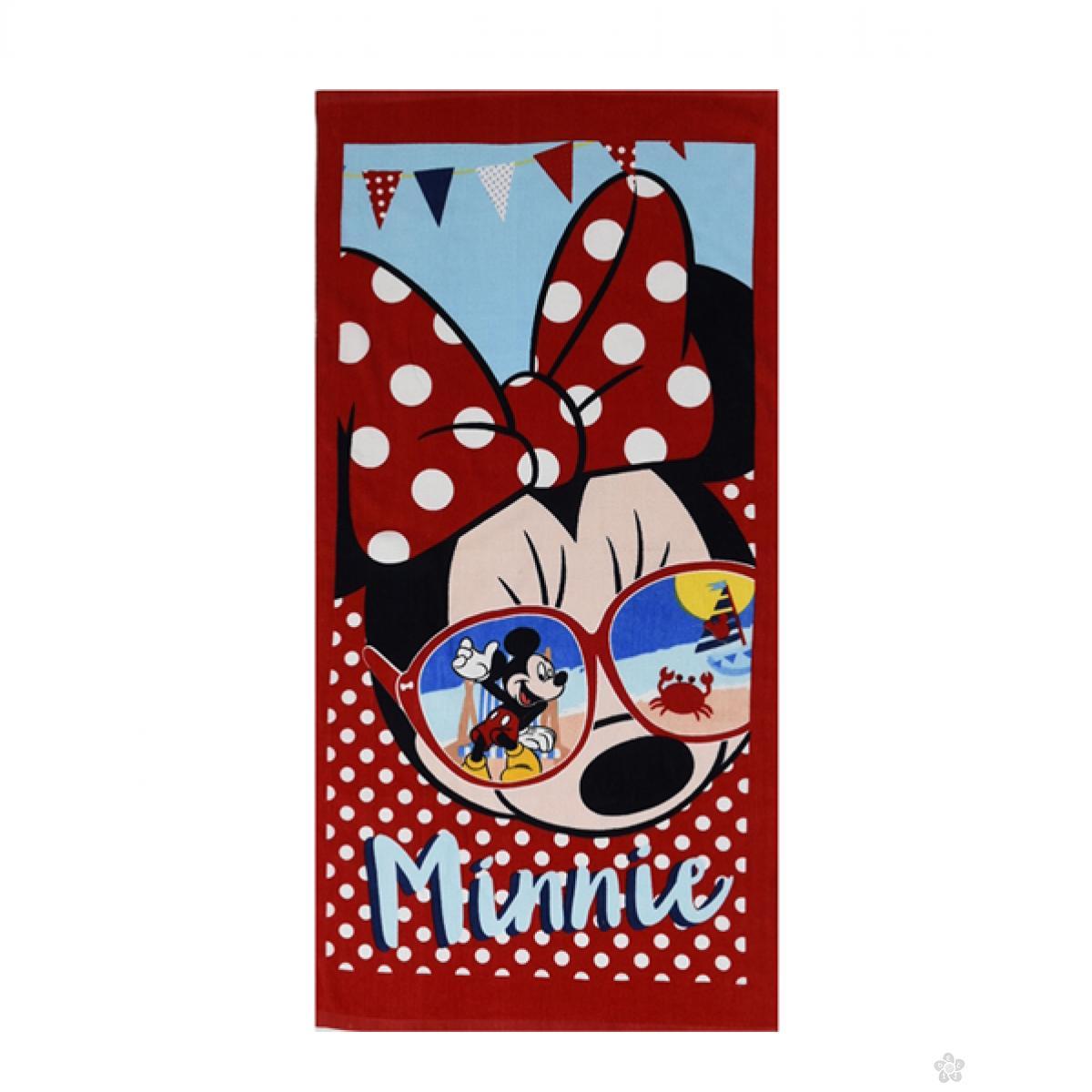 Peškir za plažu Minnie Mouse, B62053