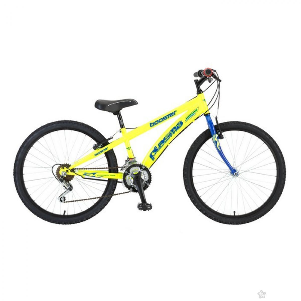 Dečji bicikl booster plasma BIC-0210-Y ŽUTI